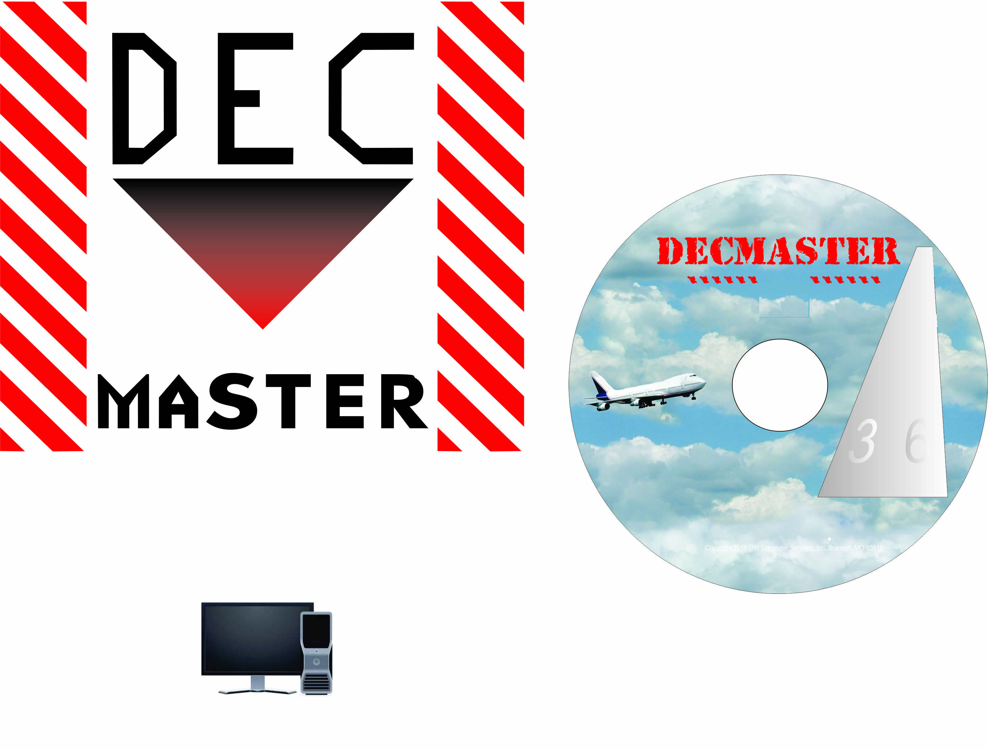Dec Master Shipper's Declaration of Dangerous Goods (DGD) software