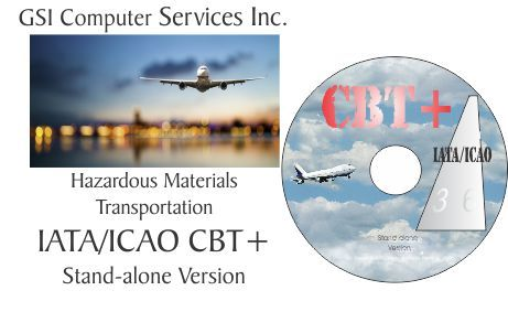 IATA/ICAO Computer Based Training (CBT) CD-ROM