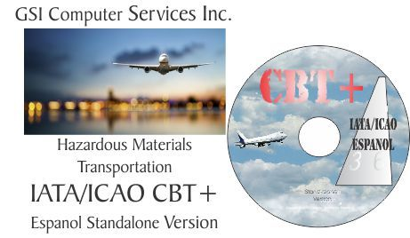 IATA / ICAO in Spanish Computer Based Training (CBT) CD-ROM